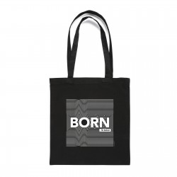 BORN TO BUILD TOTEBAG