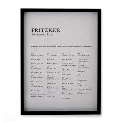 PLAY WITH NAMES - POSTER (FRAMED)