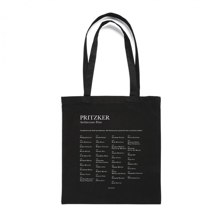 PRITZKER PRICE - TOTE BAG