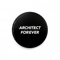 ARCHITECT FOREVER - BADGE