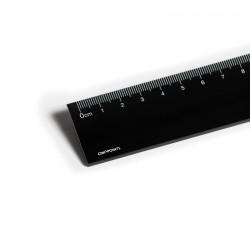 ANODISED ALUMINIUM RULER