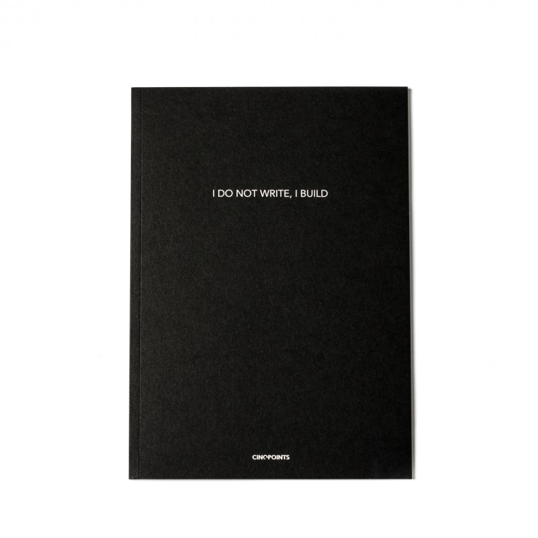 ARCHIQUOTE SKETCHBOOK BLACK