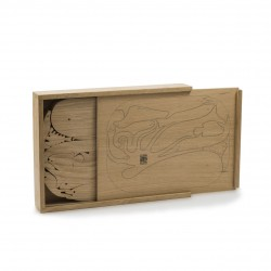 WOODEN PUZZLE PESCI
