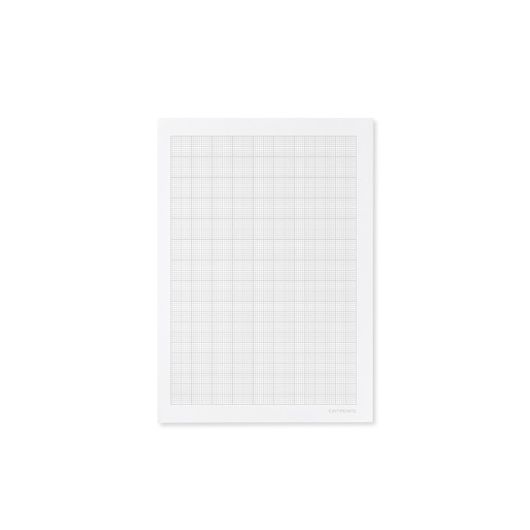 A6 MILLIMETER DAILY NOTES
